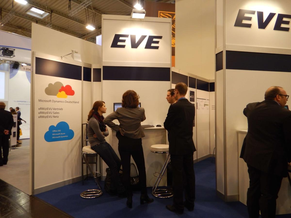 EVE auf der e-World 2017