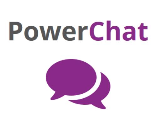 Ihr heißer Draht zu Kunden: PowerChat
